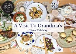 An image depicting A Visit To Grandma's