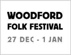 An image depicting Woodford Folk Festival 2017/18