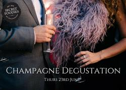 An image depicting Champagne Degustation