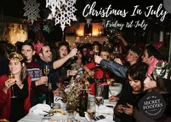 An image depicting Christmas In July (Melb)