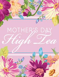 IWannaTicket :: Mother's Day High Tea