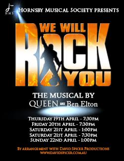 IWannaTicket :: We Will Rock You