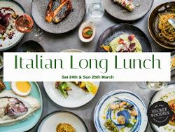 An image depicting Italian Long Lunch