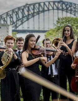 An image depicting Autumn Orchestral Fundamentals Showcase