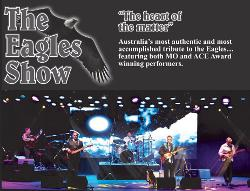 An image depicting The Eagles Show-The Heart Of The Matter
