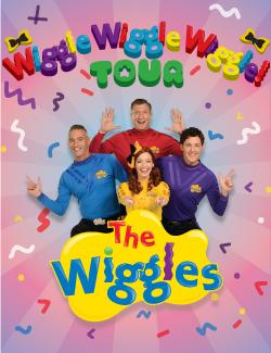An image depicting The Wiggles - Wiggle Wiggle Wiggle!