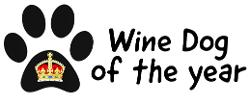 An image depicting Wine Dog of the Year