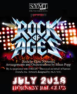 An image depicting Rock of Ages