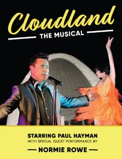 An image depicting Cloudland the Musical