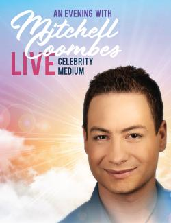 An image depicting An Evening with Mitchell Coombes - Celebrity Medium