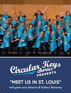 An image depicting Circular Keys Chorus