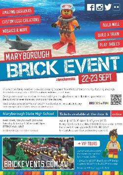 An image depicting Maryborough Brick Event