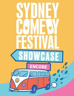 An image depicting Sydney Comedy Festival Showcase - ENCORE!