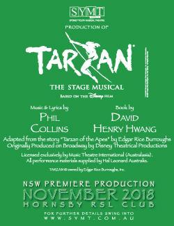 An image depicting Tarzan