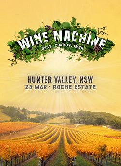 An image depicting Wine Machine - Hunter Valley