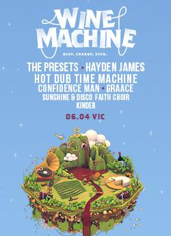 An image depicting Wine Machine - Yarra Valley (GROUP FINAL RELEASE)