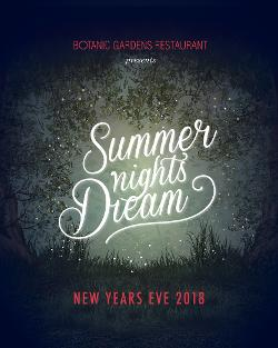 An image depicting Midsummer Night's Dream | NYE Cocktail Party