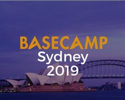 An image depicting BASECAMP Sydney 2019