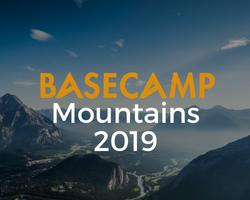 An image depicting BASECAMP Mountains 2019