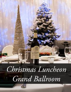 An image depicting Christmas Day Luncheon - Grand Ballroom - 2019
