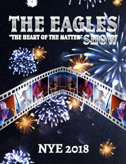 An image depicting NYE 2018 - The Eagles Show