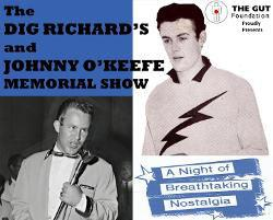 An image depicting The Dig Richards and Johnny O?K Tribute Show 2018