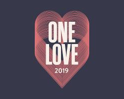 An image depicting OneLove 2019