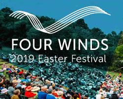An image depicting Four Winds 2019 Easter Festival
