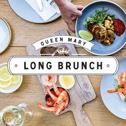 An image depicting Queen Mary Long Brunch