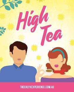 An image depicting Delightful High Tea