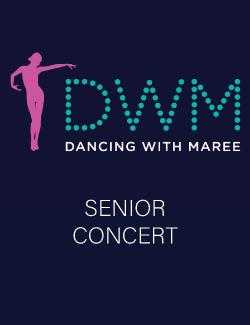 An image depicting Dancing with Maree's 2018 SENIOR Concert - Imagine That!
