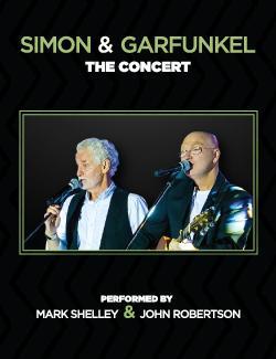 An image depicting Simon & Garfunkel - The Concert