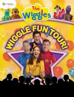 An image depicting The Wiggles - Wiggle Fun Tour!