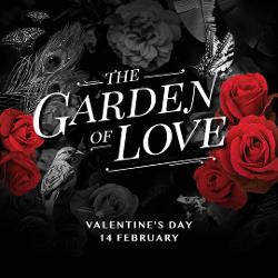 An image depicting The Garden of Love Valentine's Day Dinner
