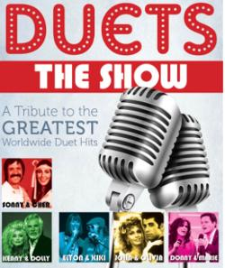 An image depicting DUETS - The Show