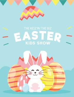 An image depicting Easter Kids Show