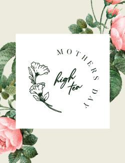An image depicting Mother's Day High Tea