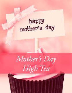 An image depicting Mother's Day High Tea 2019