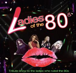 An image depicting Ladies of The 80's