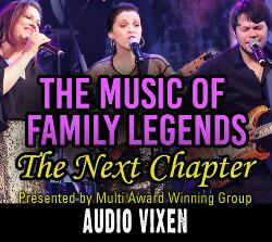 An image depicting Audio Vixen - Family Legends