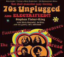 An image depicting 70's Unplugged and Electrified