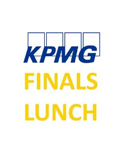 An image depicting KPMG Finals Lunch
