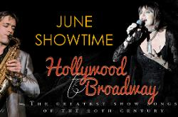 An image depicting June Showtime: Hollywood to Broadway