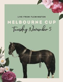 An image depicting Melbourne Cup Luncheon 2019