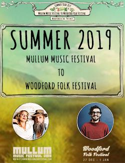 An image depicting Festival of Small Halls Summer Tour 2019: Mullum to Woodford