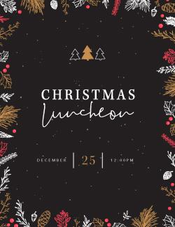 An image depicting Christmas Day Luncheon