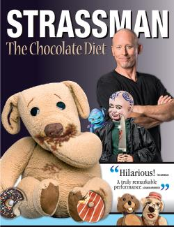 An image depicting STRASSMAN -