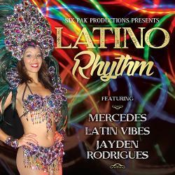 An image depicting Latino Rhythm