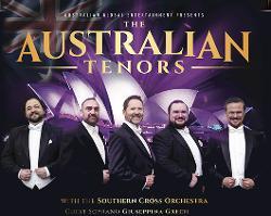 An image depicting The Australian Tenors