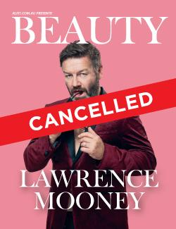 An image depicting CANCELLED - Lawrence Mooney - Beauty